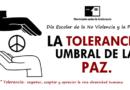MANIFIESTO ESCOLAR POR LA PAZ Y LA NO VIOLENCIA
